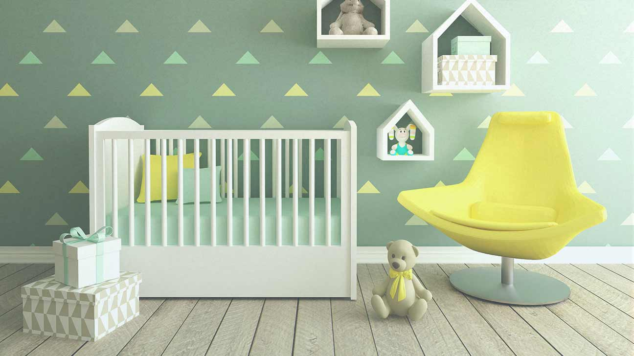 Welcoming A New Born, A Memorable Child's Room Renovation.
