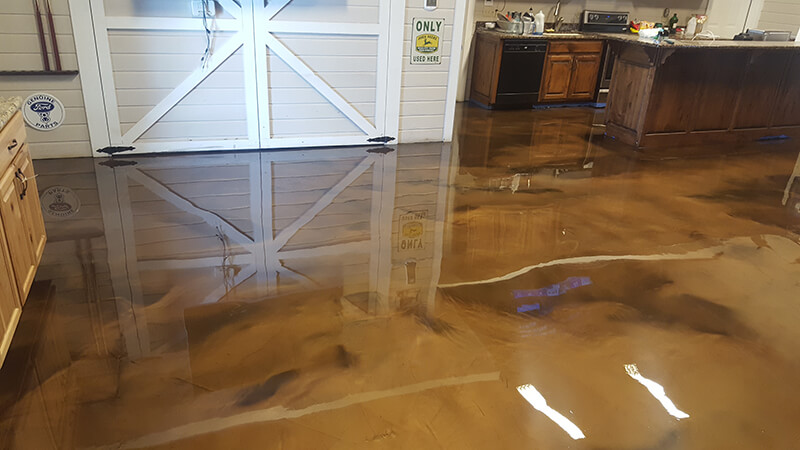 All You Need To Know About The Residential Epoxy Flooring